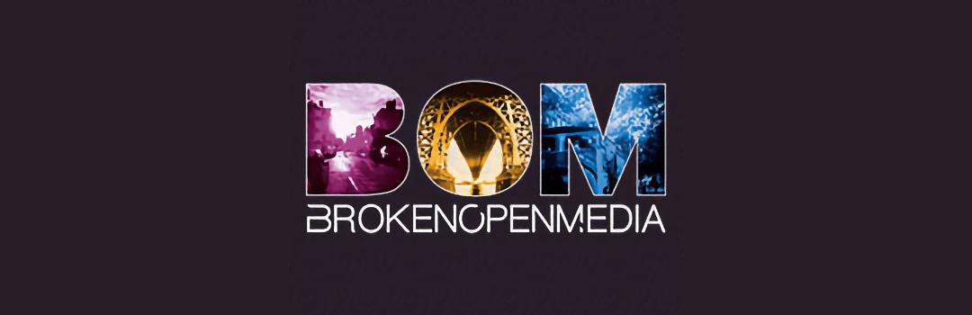 Broken Open Media