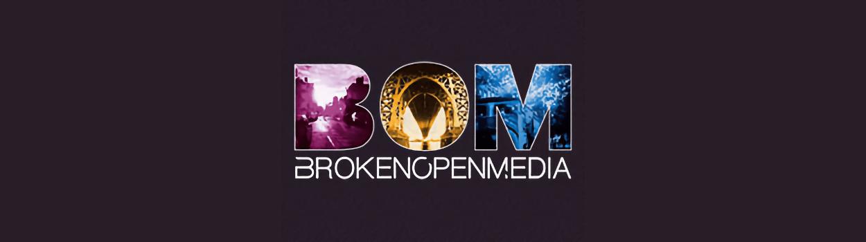 Broken Open Media Logo