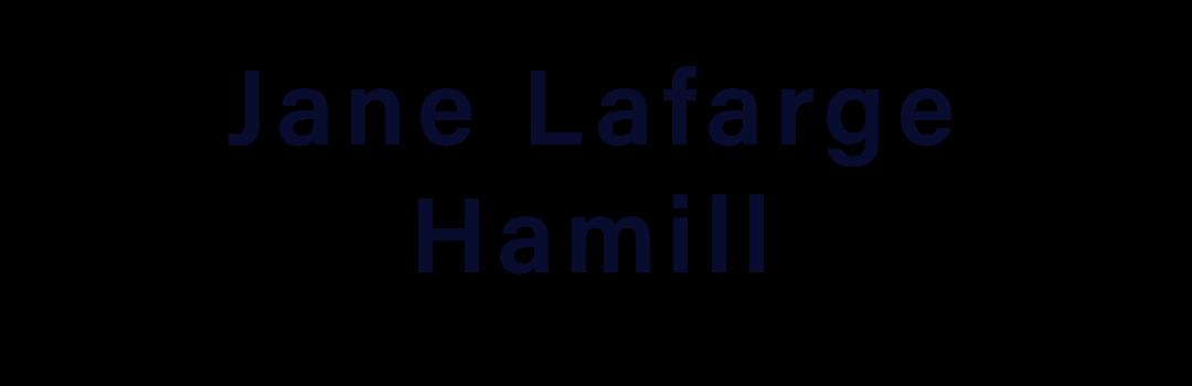 Jane Lafarge Hamill